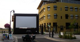 20 Foot Inflatable Movie Screen