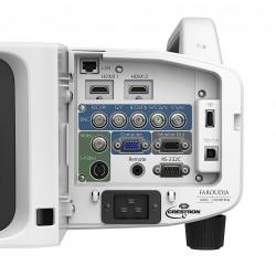 Epic Events AV / Projector Rentals - 8500 Lumen - Epson EB-Z8350W - Connect
