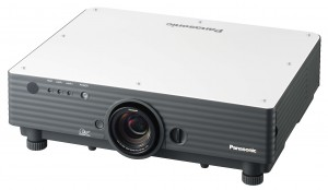 Epic Events AV / Projector Rentals - 5000 Lumen - Panasonic PT-d5500