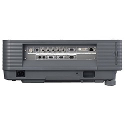 Epic Events AV / Projector Rentals -5000 Lumen - Panasonic PT-d5500 / Back